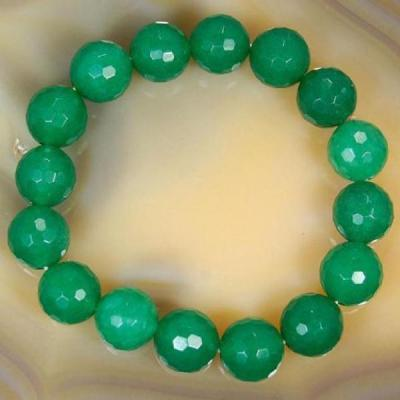 Em 0456a perles 12mm emeraude bolivie facettees loisirs creatifs achat vente creation bijoux 1
