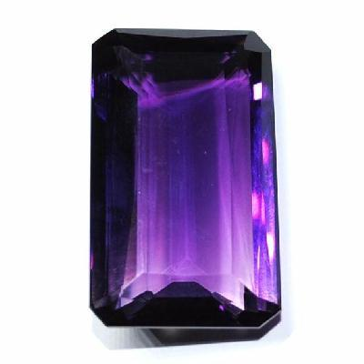 Pta 030a amethyste 40x24x13mm 104carats bolivie pierre semi precieuse